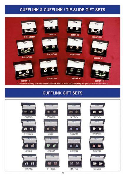gift ware cufflink gift set