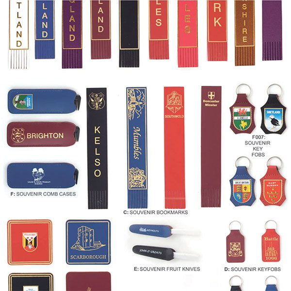 Personalised Souvenirs